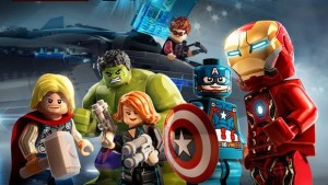 UK Game Charts: LEGO Marvel Avengers Unseats Call of Duty Black Ops 3