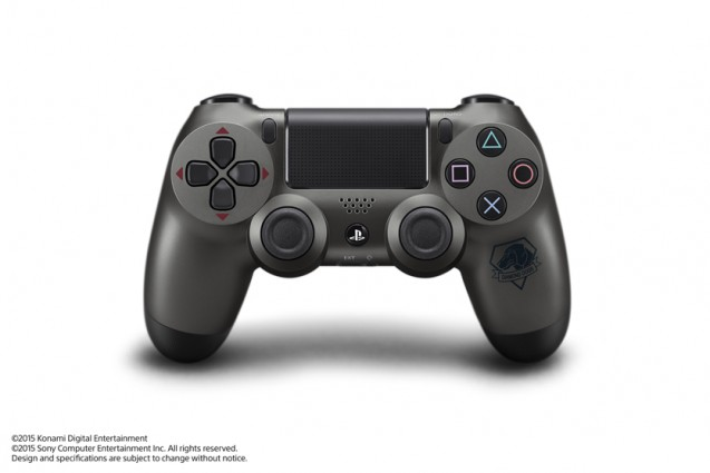 Metal Gear Solid V Dualshock 4