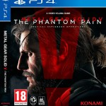 metal gear solid 5 the phantom pain ps4 box art