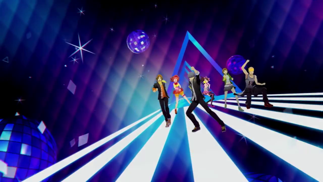 Persona 4 Dancing All-Night Characters