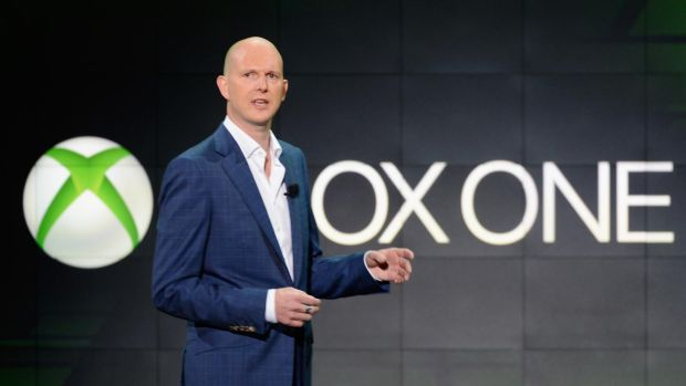 Phil Harrison_Xbox