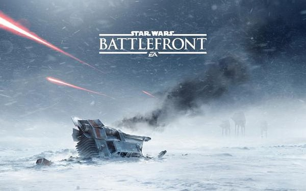Star Wars Battlefront EA Promotional Art