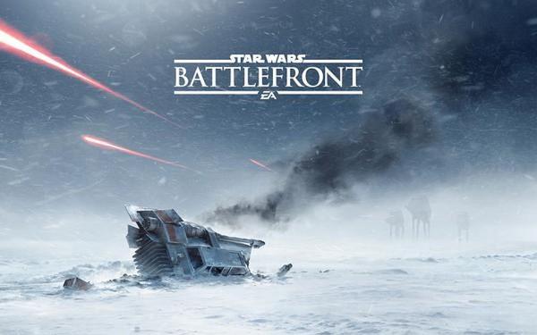Star Wars Battlefront EA Promotional Art