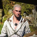 Geralt In Casual Clothing