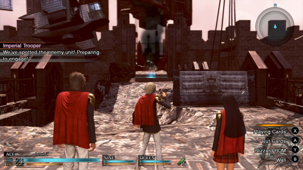final fantasy type 0 hd xbox one 4