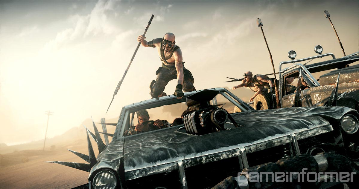 Mad Max ps4 xbox one pc
