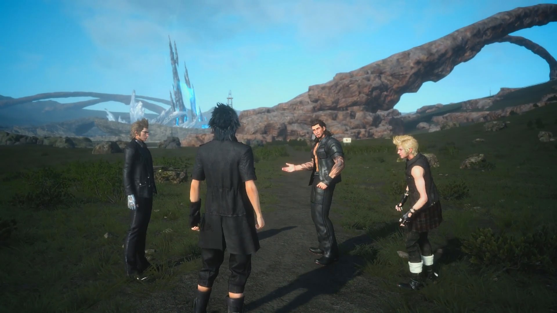 final fantasy 15 ps4