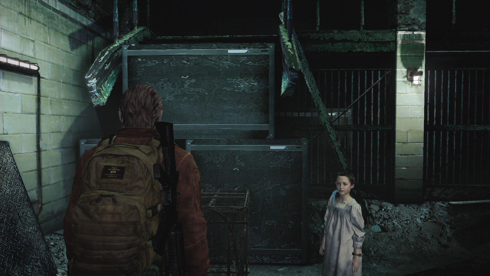 Resident Evil Revelations 2 Final Visual Analysis Ps4 Vs