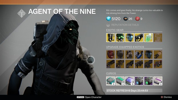 desting xur stock 3 april 2015