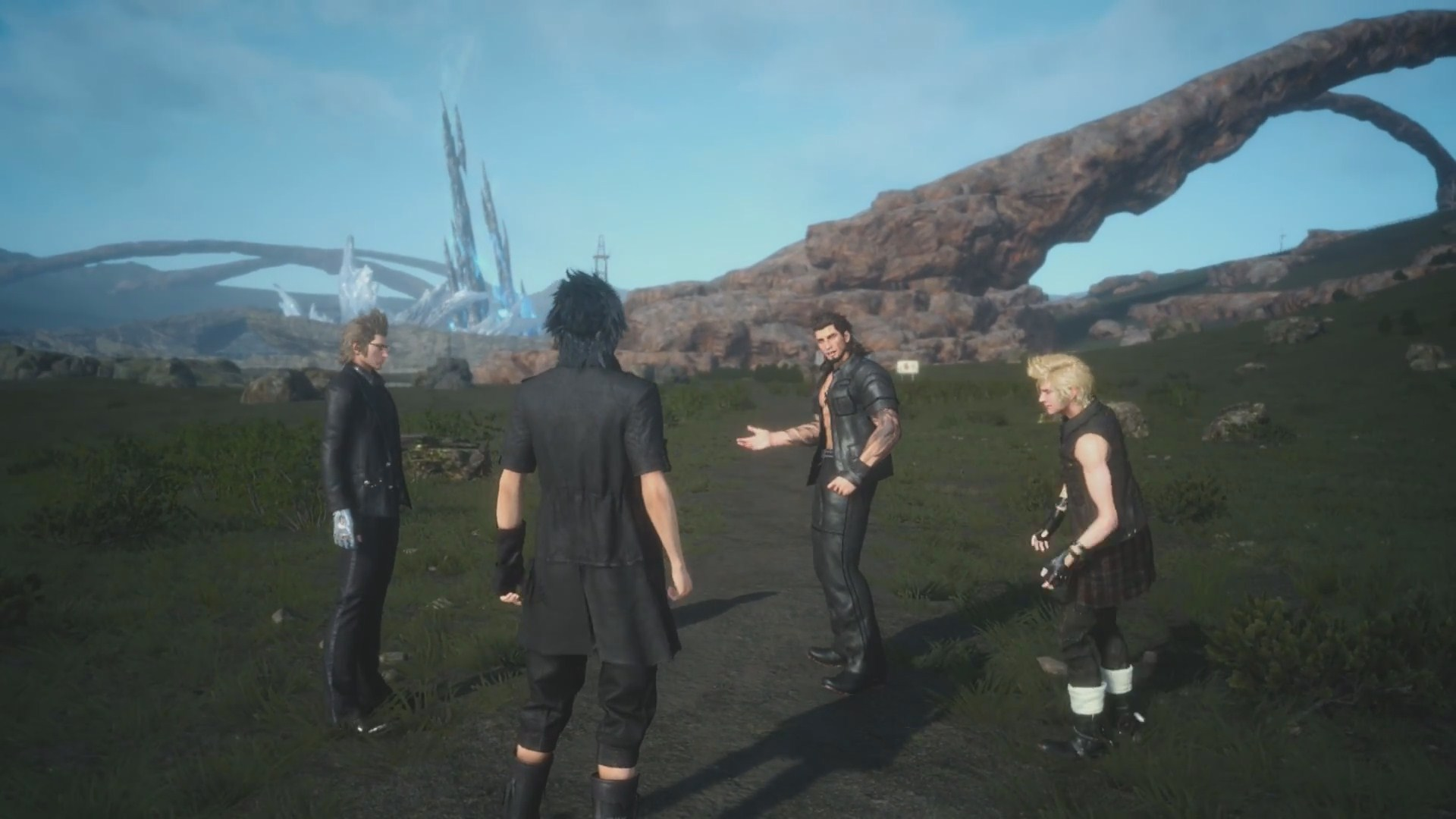 final fantasy 15 xbox one