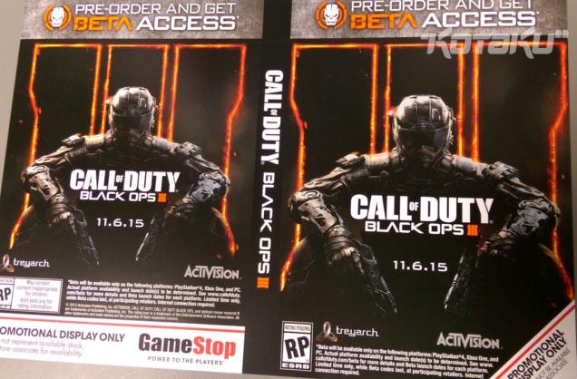 black ops 3 preorder