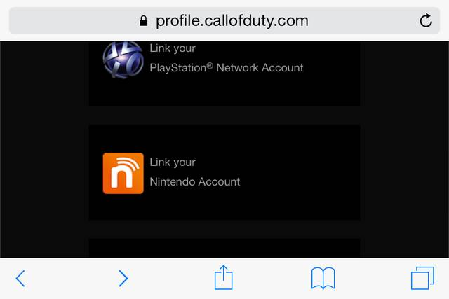 Call of Duty Black Ops 3 Nintendo