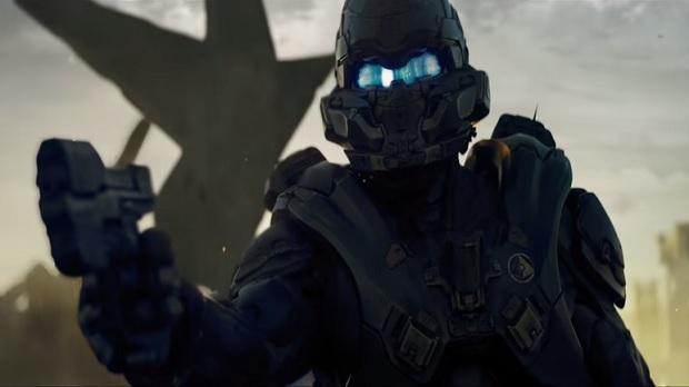 Agent Locke Halo 5