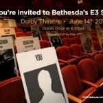 Bethesda Unsure About Having Another Press Conference for E3 Next Year