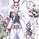 Drawn to Death: David Jaffe Talks Current Shooters, Guest PlayStation Characters
