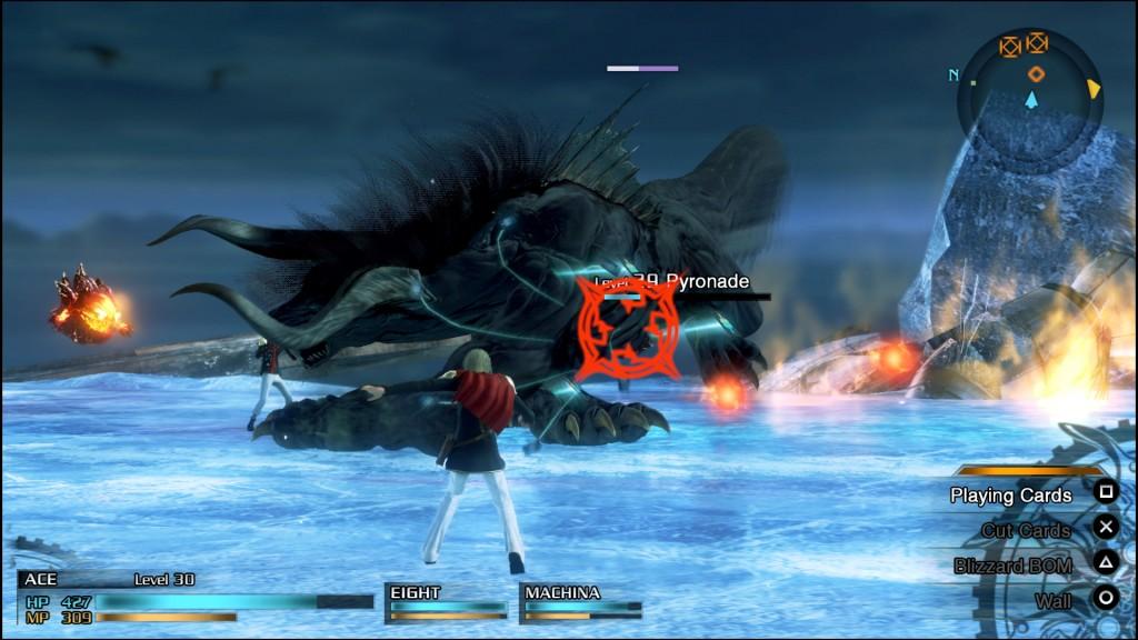 Final Fantasy Type 0 HD 3