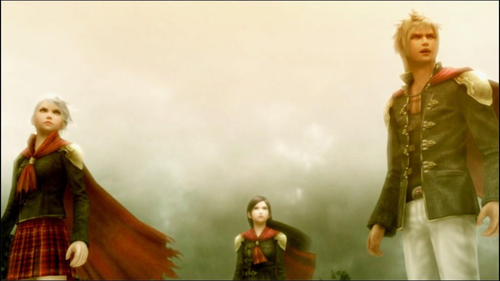 Final Fantasy Type 0 HD 8