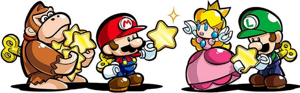 Mario vs Donkey Kong: Tipping Stars Review – Self Service