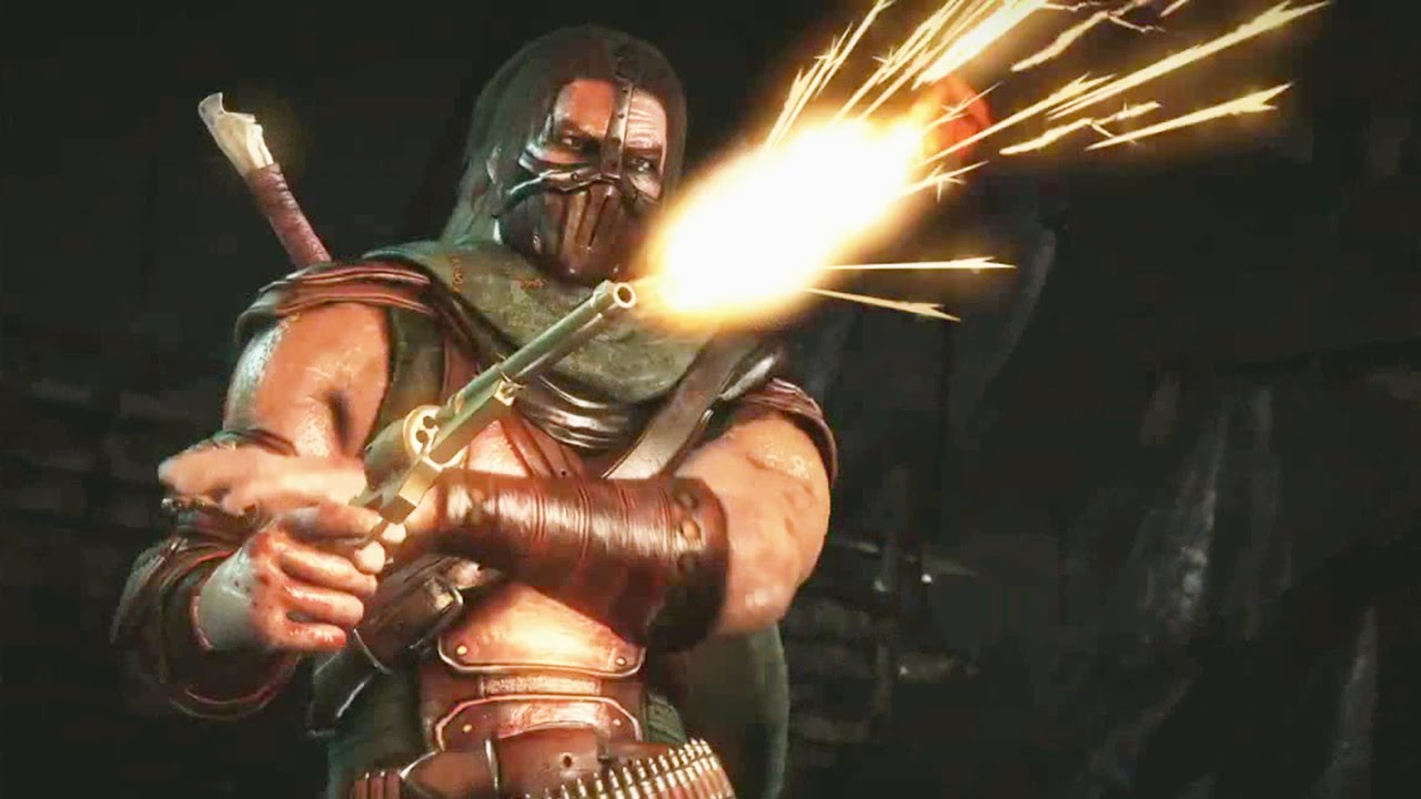 Mortal Kombat X Review Lets Do Some Gratuitous Violence