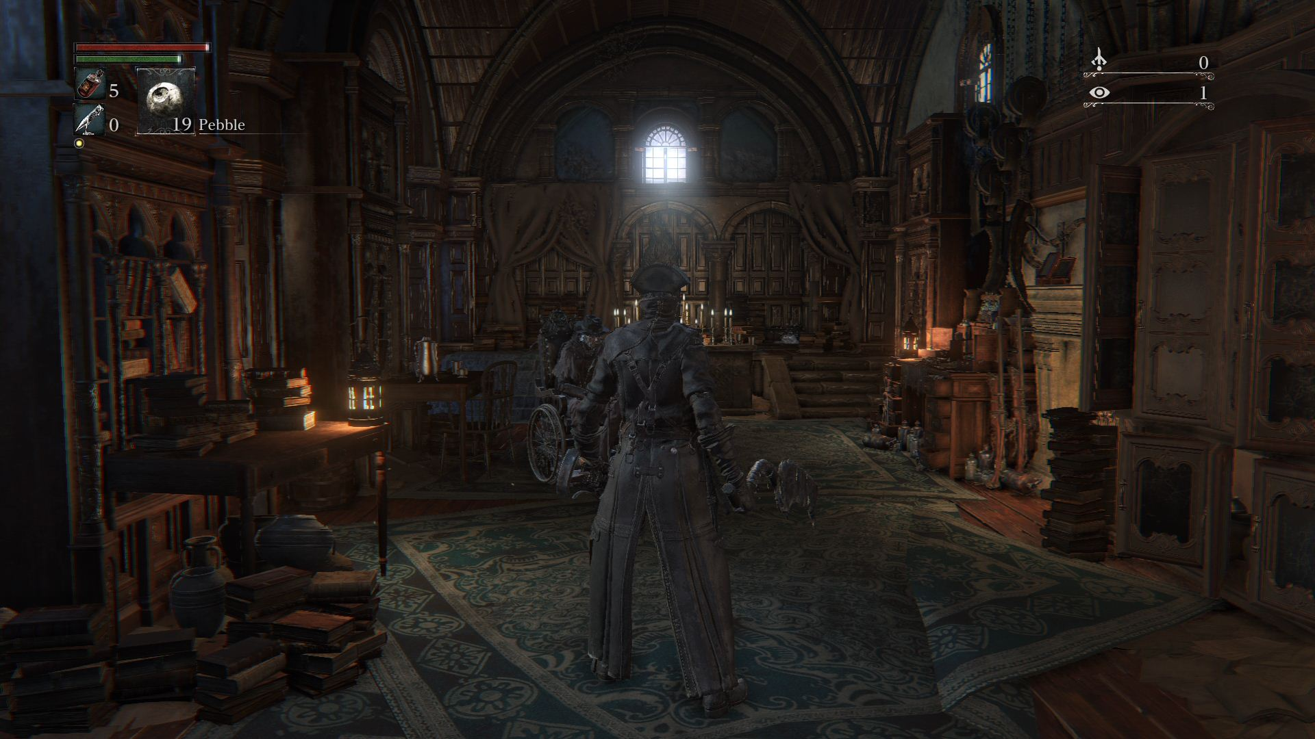 PS4 BLOODBORNE 1