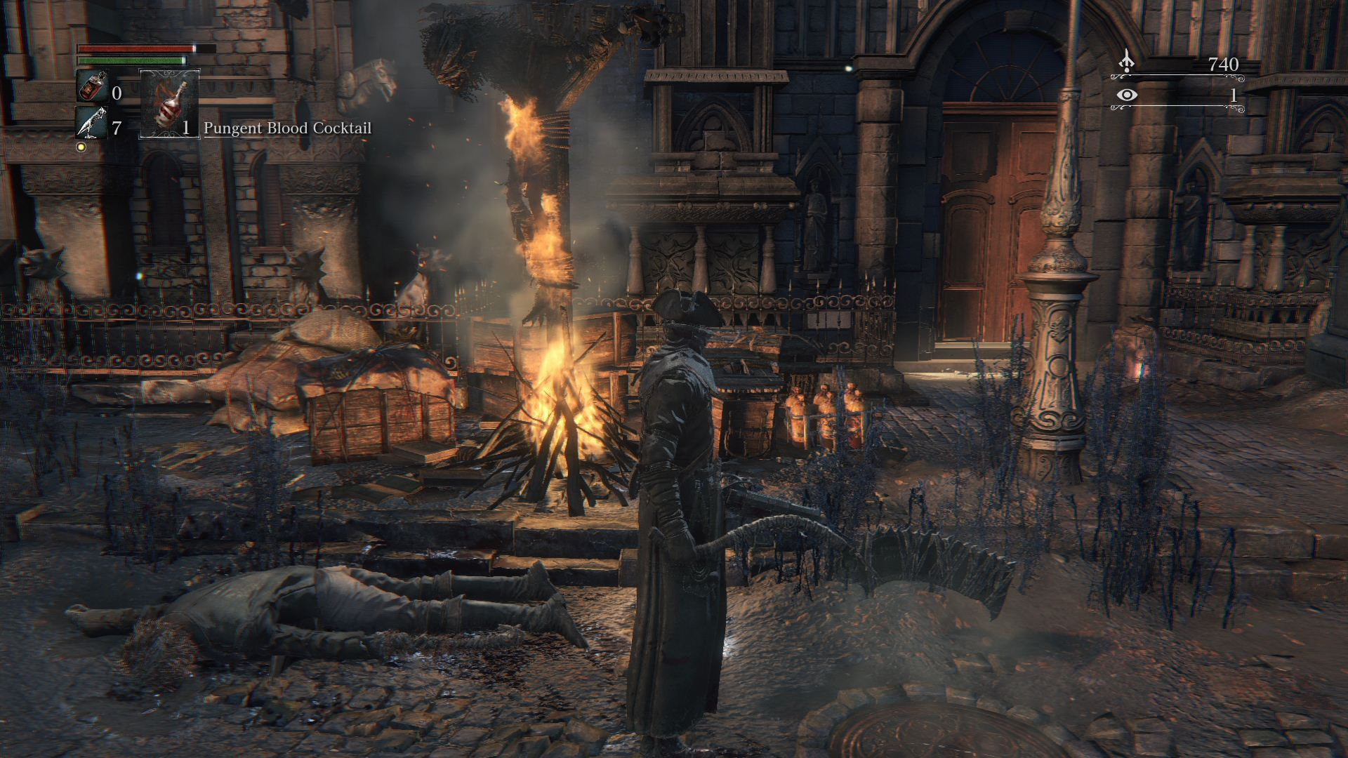 PS4 BLOODBORNE 11