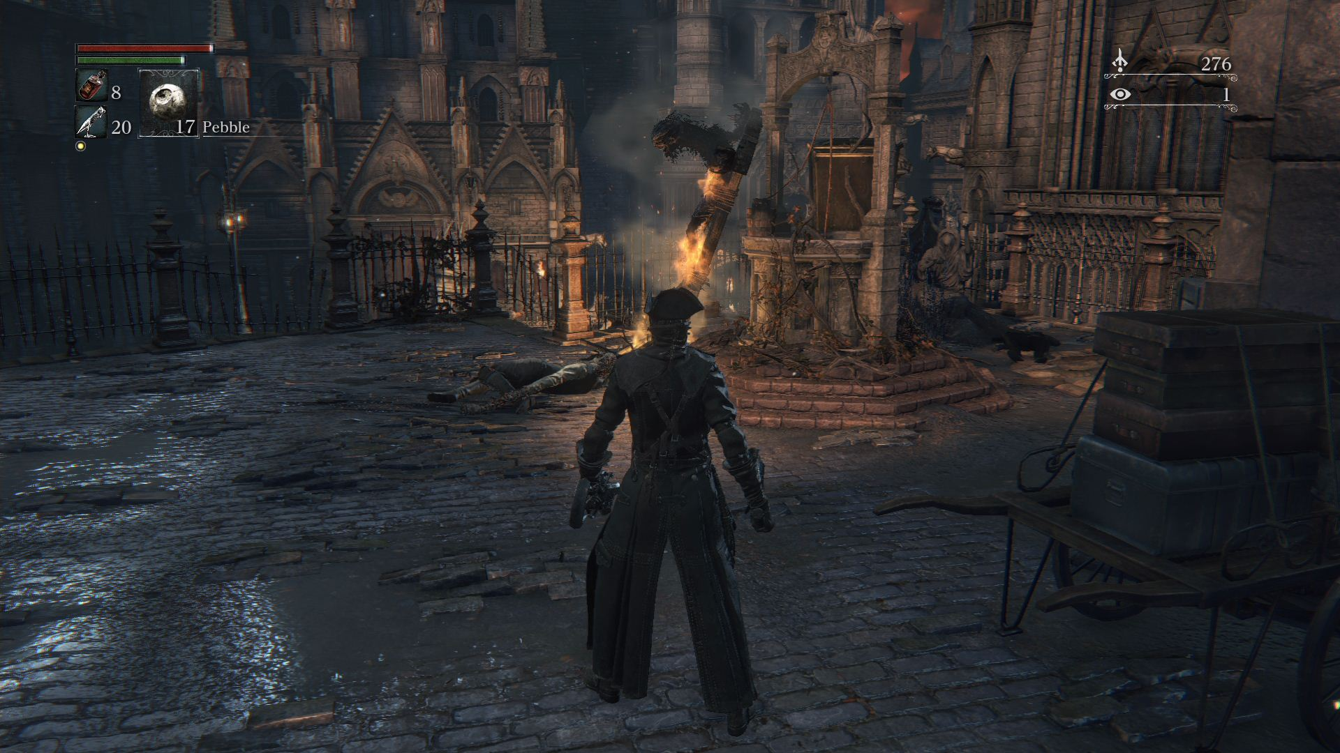 PS4 BLOODBORNE 13