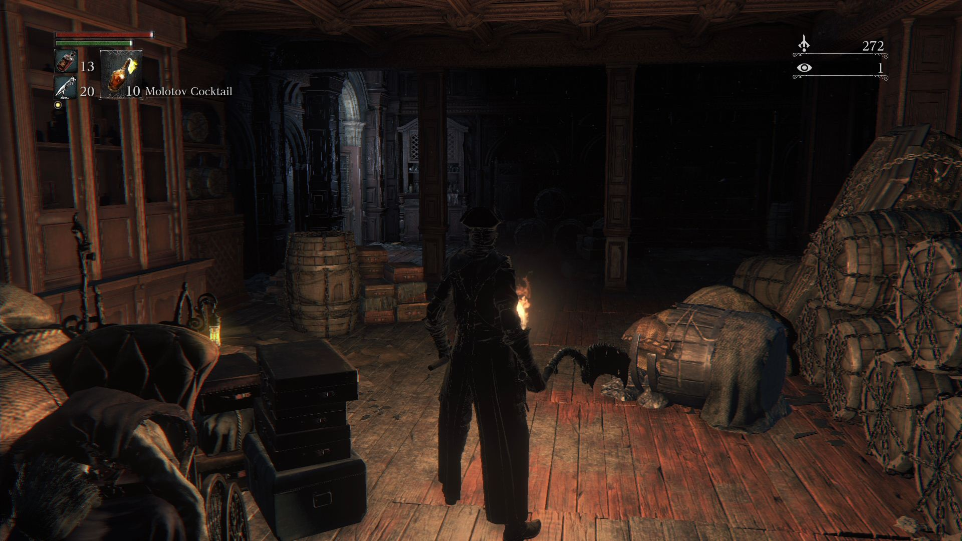 PS4 BLOODBORNE 15
