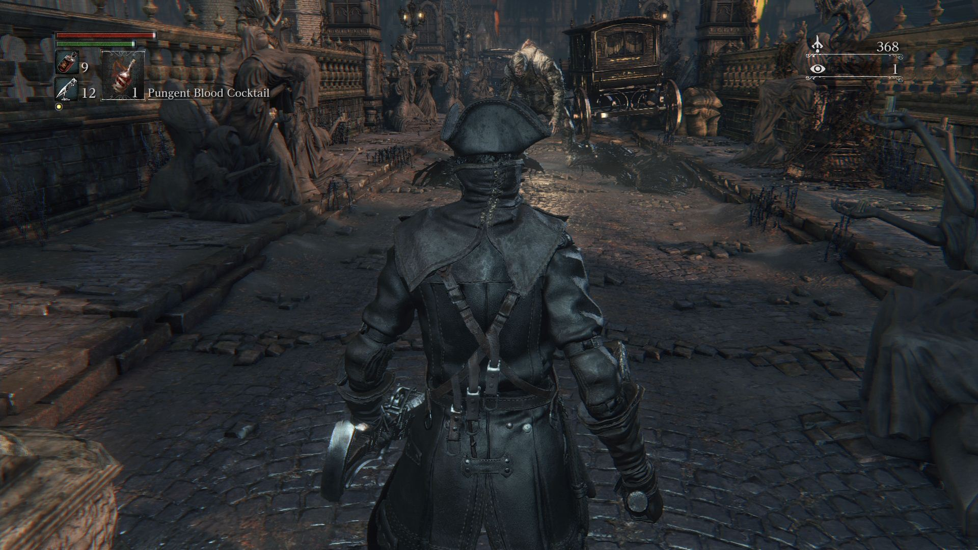 PS4 BLOODBORNE 16