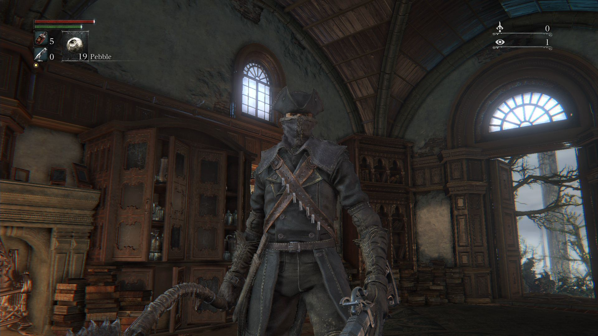 PS4 BLOODBORNE 2