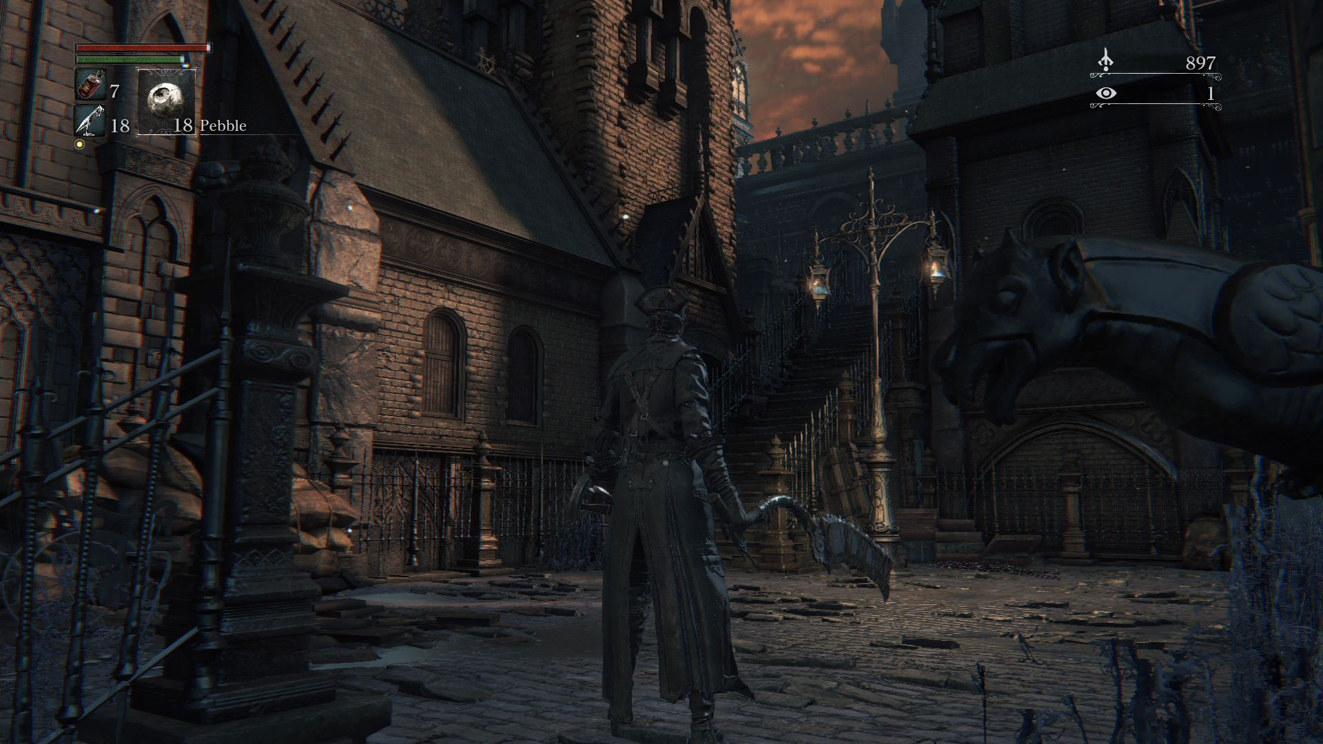 PS4 BLOODBORNE 20