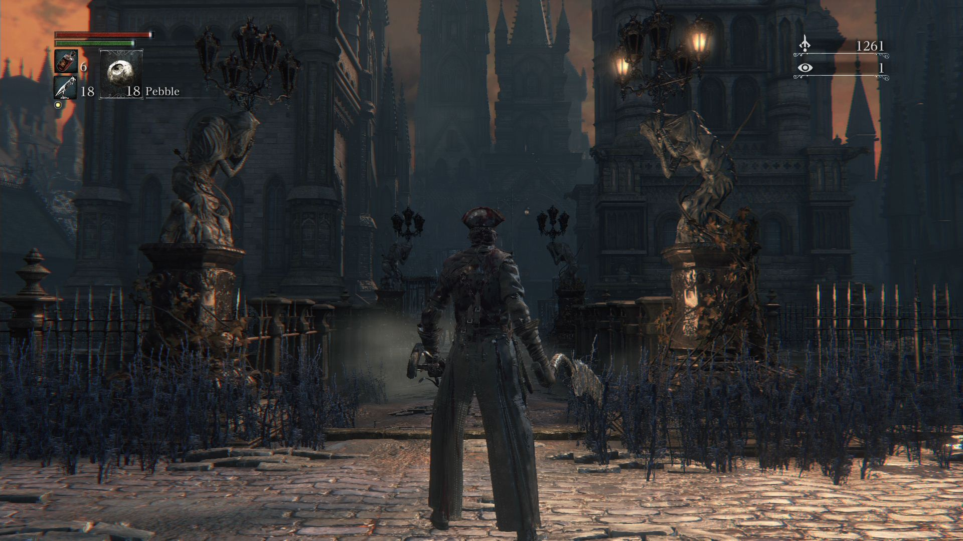 PS4 BLOODBORNE 21