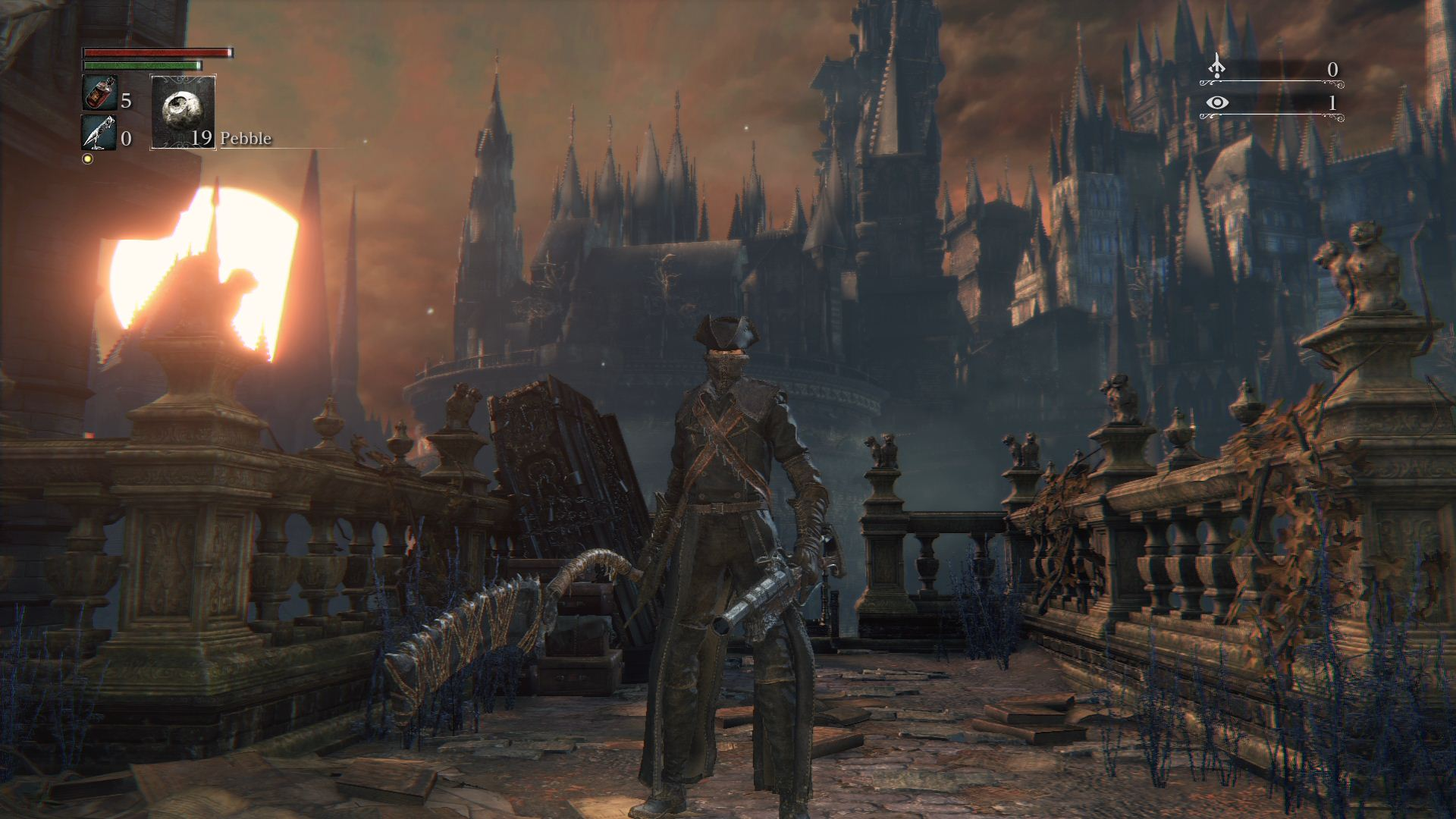 PS4 BLOODBORNE 3