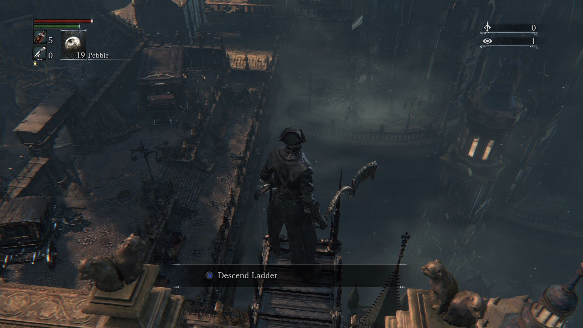 PS4 BLOODBORNE 4