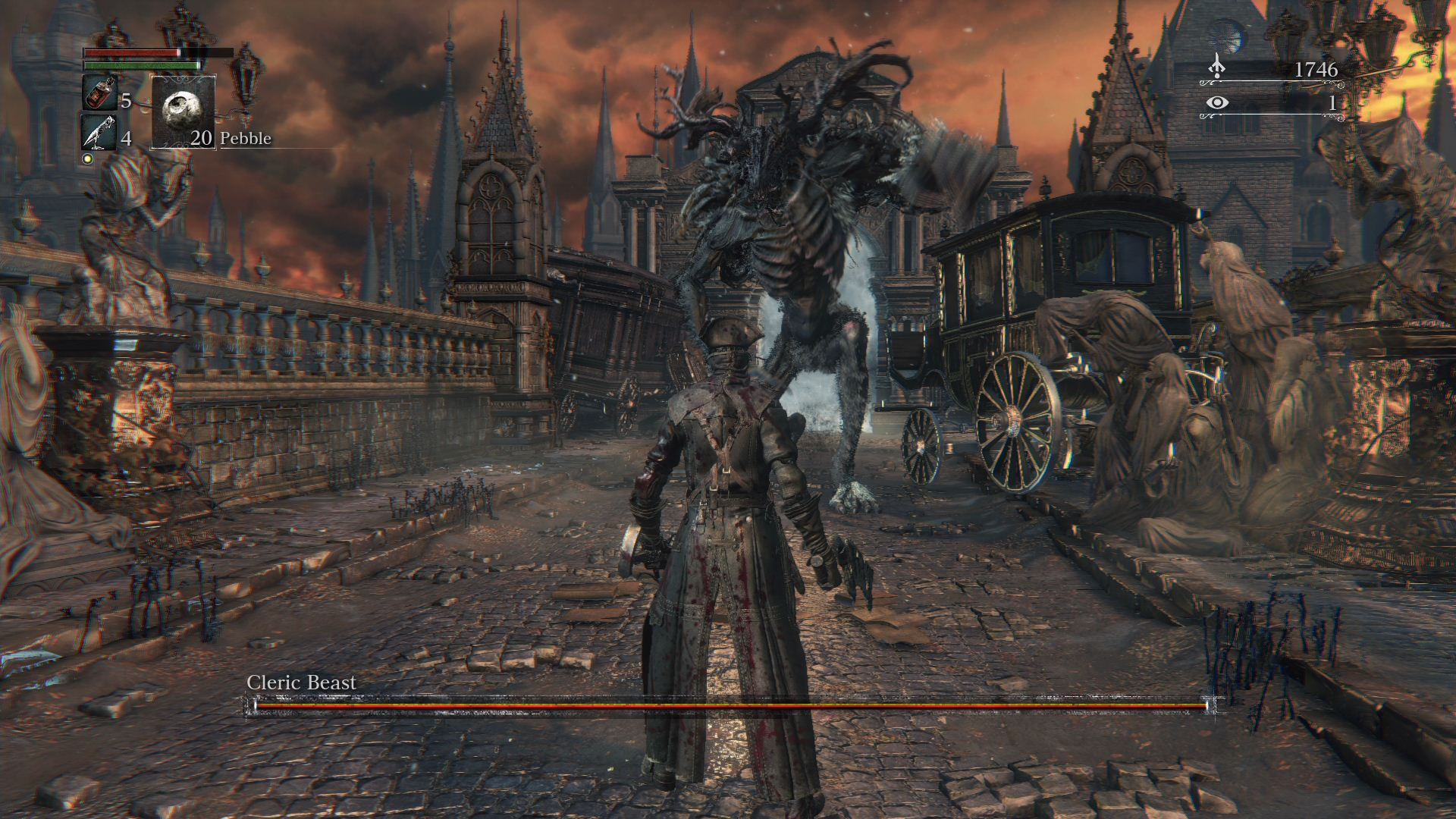 PS4 BLOODBORNE 5