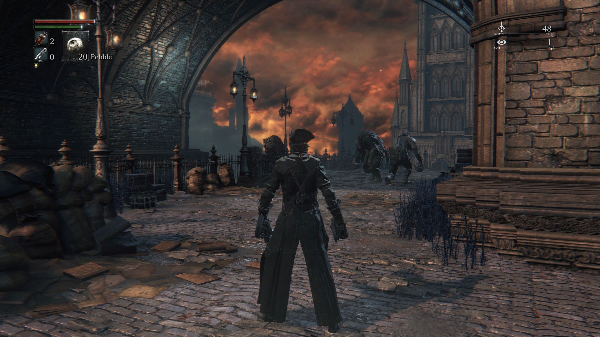PS4 BLOODBORNE 6