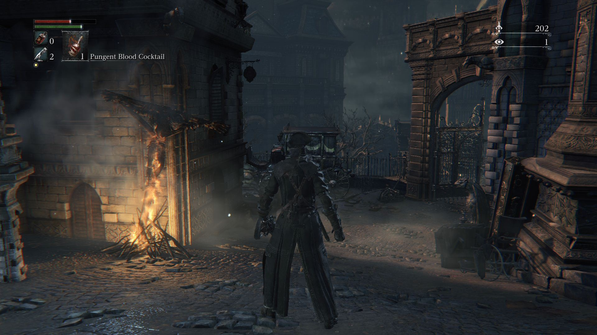 PS4 BLOODBORNE 7