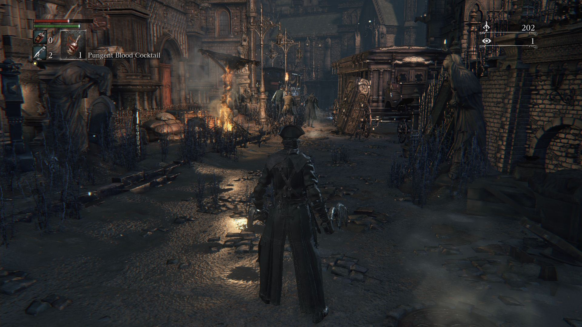 PS4 BLOODBORNE 8