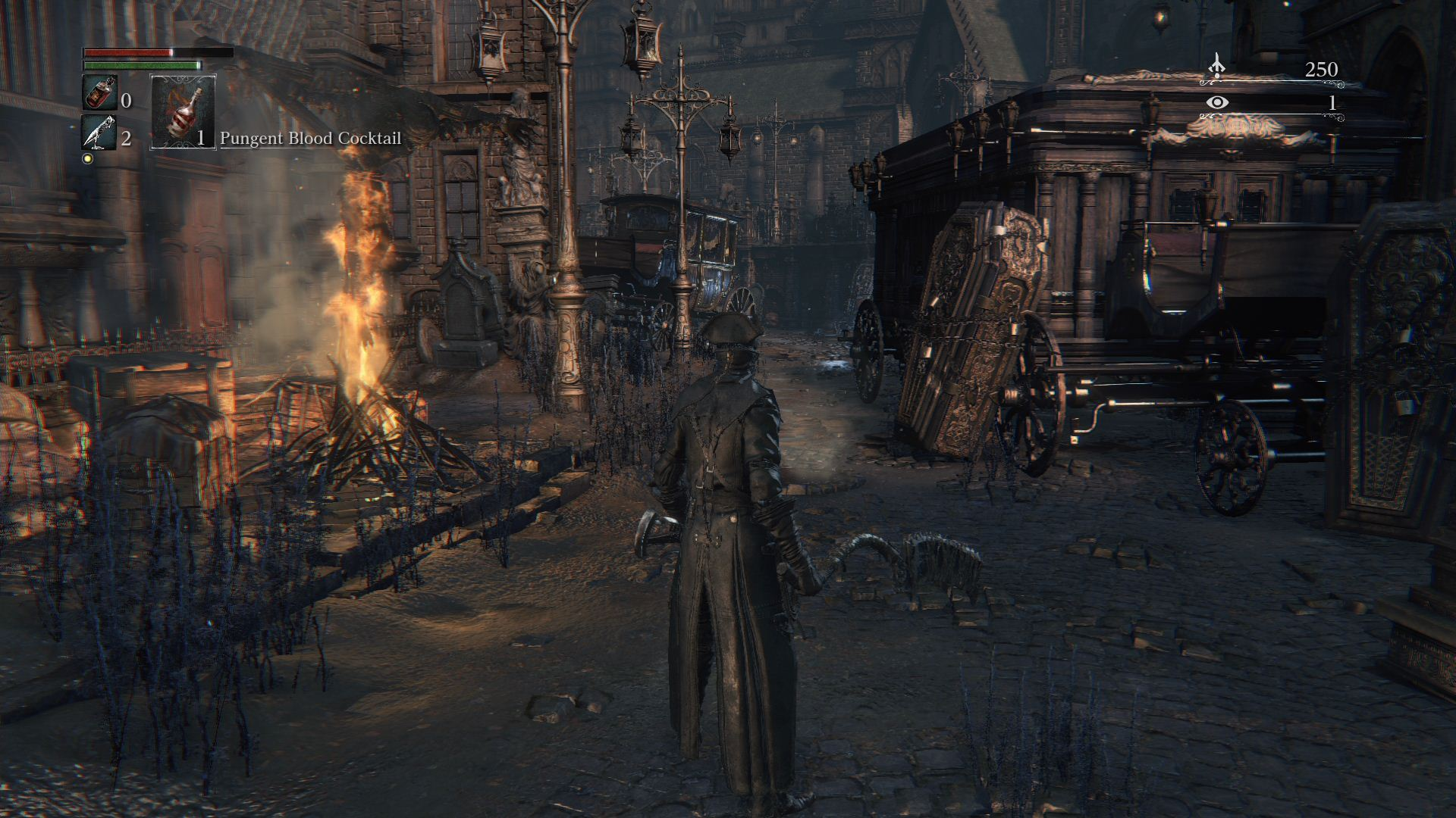 Does Bloodborne Set New Benchmarks For Graphics And Performance On PS4?