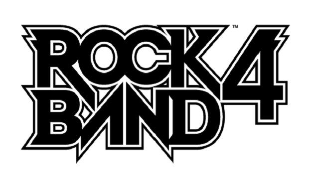 Rock Band 4 Logo