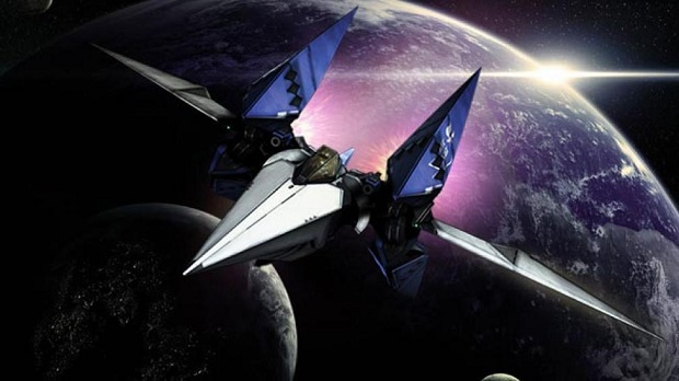 Star Fox Wii U Arwing