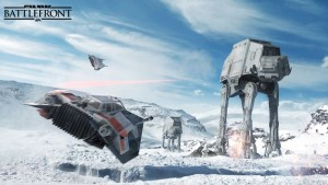 Star Wars: Battlefront – Check out A Couple Of New Screenshots