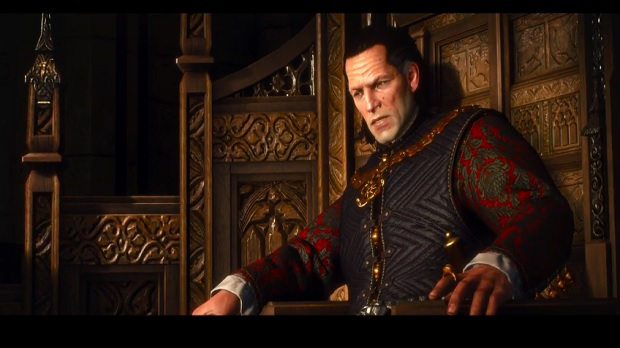 The Witcher 3 Wild Hunt Emperor Emhyr var Emreis