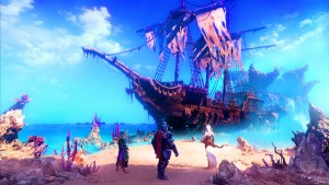 Trine 3 Artifacts of Power Interview: PS4 Release and Shadwen Plans