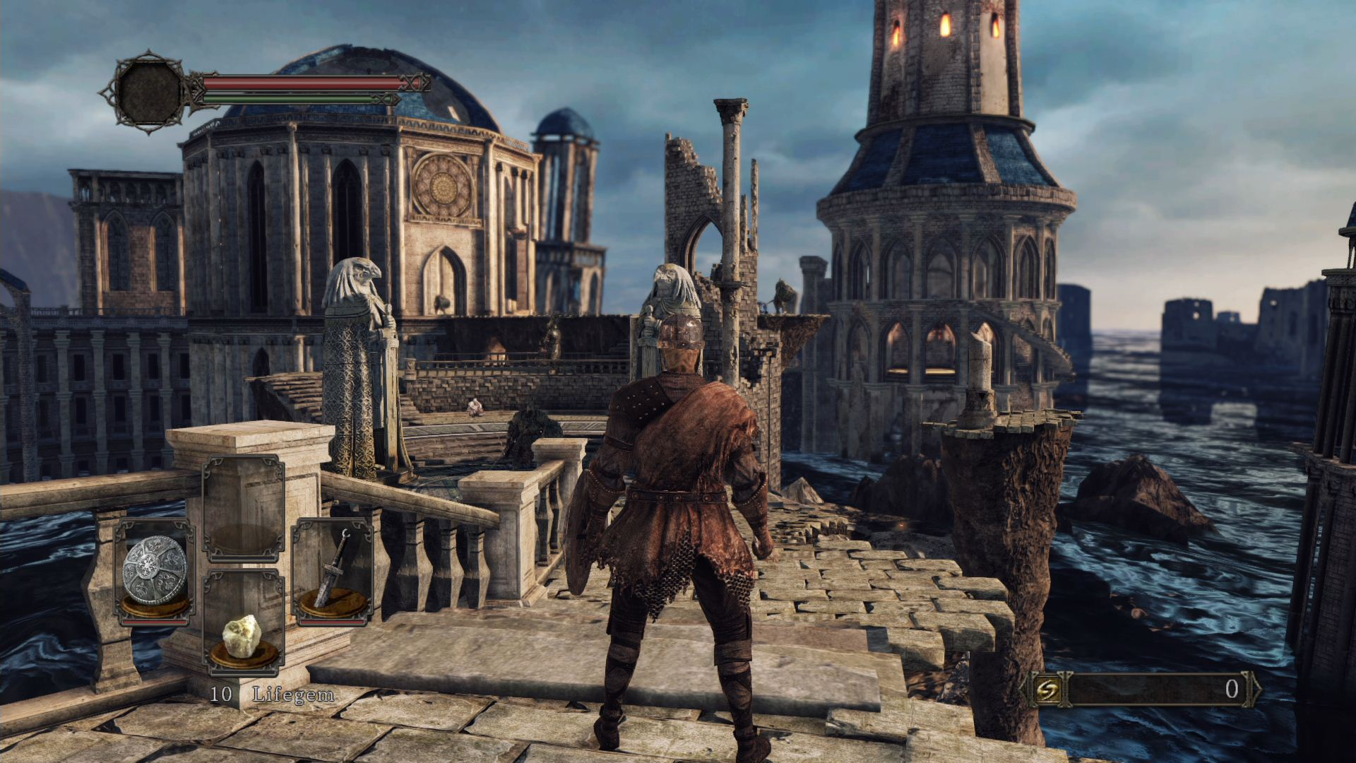 Dark Souls 2 Scholar Of The First Sin Review This Game Is