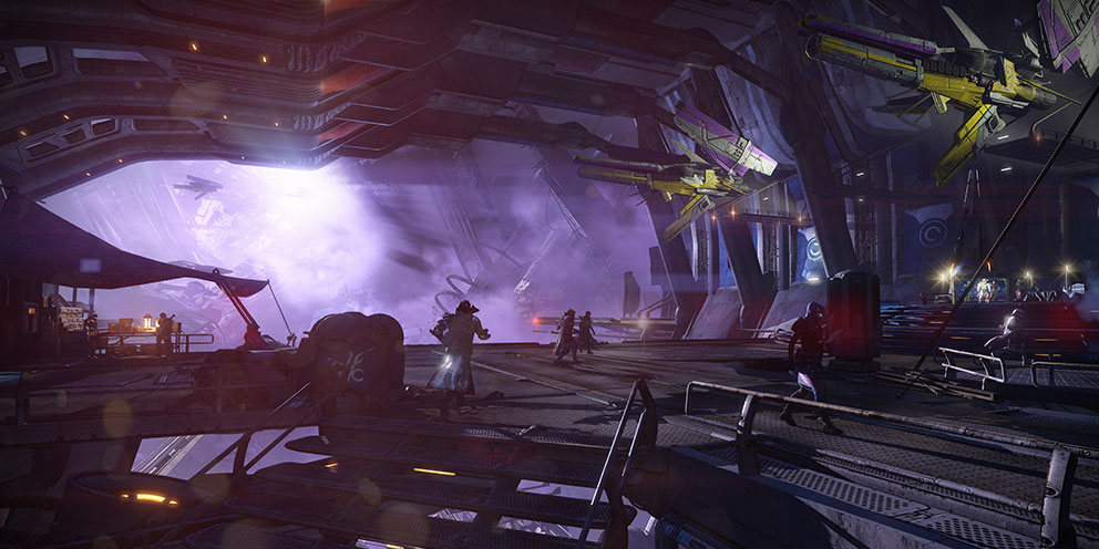 Destiny House Of Wolves DLC Exotic Gear Screenshots