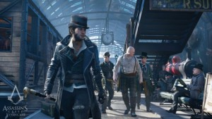 Assassin's Creed Syndicate: Devs Explain Level Design, Railroad System And More