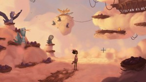 Broken Age Rated by PEGI for Xbox One