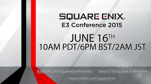 square enix e3 reschedule