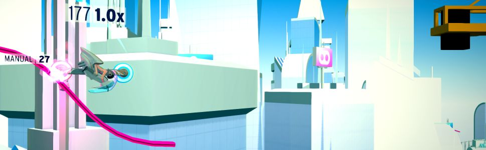FutureGrind Interview: The Stylized Flow of Grinding on PS4