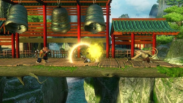 Kung Fu Panda Showdown of Legendary Legends 1